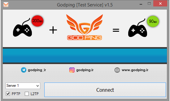 Godping Test Service 1.4